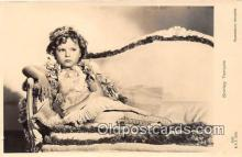 act020296 - Shirley Temple Postcard