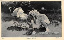 act020300 - Shirley Temple Postcard