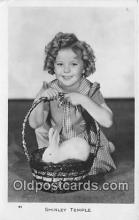act020301 - Shirley Temple Postcard