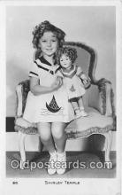 act020302 - Shirley Temple Postcard