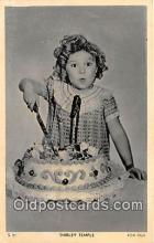 act020304 - Shirley Temple Postcard