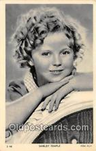 act020308 - Shirley Temple Postcard