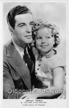 act020309 - Shirley Temple Postcard