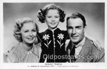 act020313 - Shirley Temple Postcard