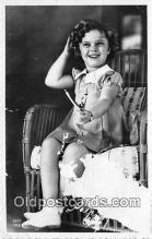 act020321 - Shirley Temple Postcard