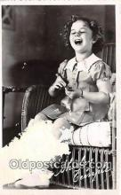 act020322 - Shirley Temple Postcard