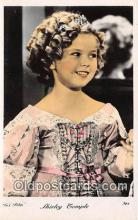 act020325 - Shirley Temple Postcard