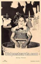 act020329 - Shirley Temple Postcard