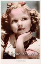act020333 - Shirley Temple Postcard