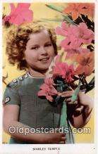 act020340 - Shirley Temple Postcard