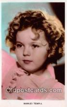 act020341 - Shirley Temple Postcard