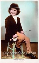 act020342 - Shirley Temple Postcard