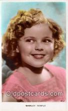 act020343 - Shirley Temple Postcard