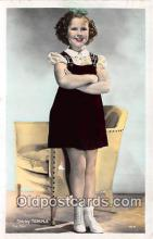 act020344 - Shirley Temple Postcard