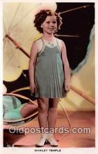 act020345 - Shirley Temple Postcard