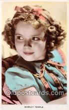 act020346 - Shirley Temple Postcard