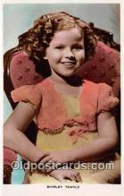 act020348 - Shirley Temple Postcard
