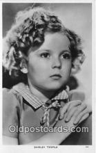 act020353 - Shirley Temple Postcard