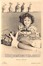 act020358 - Shirley Temple Postcard