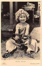 act020361 - Shirley Temple Postcard