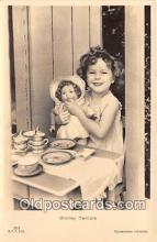 act020364 - Shirley Temple Postcard
