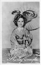 act020365 - Shirley Temple Postcard