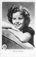 act020366 - Shirley Temple Postcard