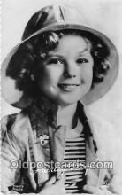 act020368 - Shirley Temple Postcard