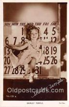 act020369 - Shirley Temple Postcard