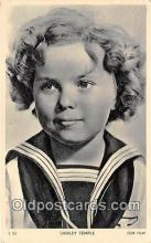act020372 - Shirley Temple Postcard