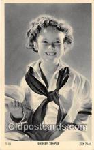 act020373 - Shirley Temple Postcard