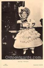 act020374 - Shirley Temple Postcard