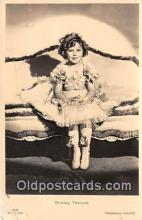 act020375 - Shirley Temple Postcard
