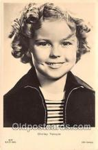 act020381 - Shirley Temple Postcard
