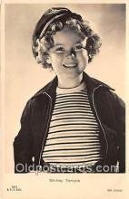 act020394 - Shirley Temple Postcard