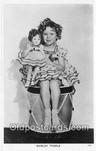 act020395 - Shirley Temple Postcard