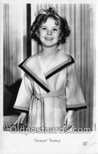 act020397 - Shirley Temple Postcard