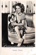 act020398 - Shirley Temple Postcard