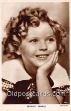 act020399 - Shirley Temple Postcard