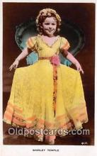 act020400 - Shirley Temple Postcard