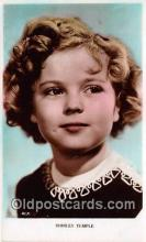 act020404 - Shirley Temple Postcard