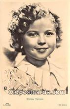 act020410 - Shirley Temple Postcard