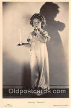 act020412 - Shirley Temple Postcard