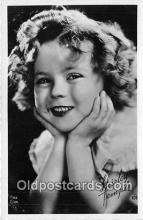 act020414 - Shirley Temple Postcard