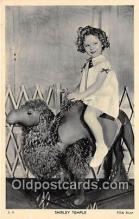 act020418 - Shirley Temple Postcard