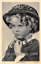 act020419 - Shirley Temple Postcard