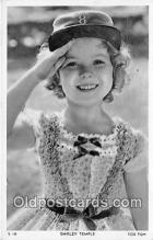 act020421 - Shirley Temple Postcard