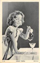 act020424 - Shirley Temple Postcard