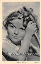 act020430 - Shirley Temple Postcard