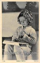 act020432 - Shirley Temple Postcard